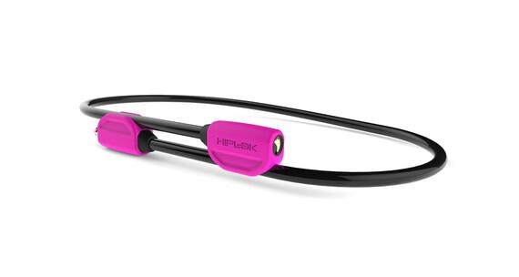 Hiplok Pop pyöränlukko , vaaleanpunainen
